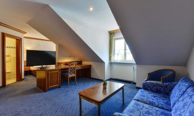 Hotel Fischerwirt Ismaning - Doppelzimmer Komfort