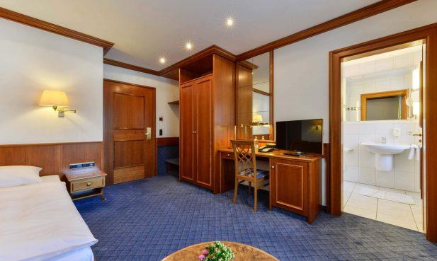 Hotel Fischerwirt Ismaning - Einzelzimmer Komfort