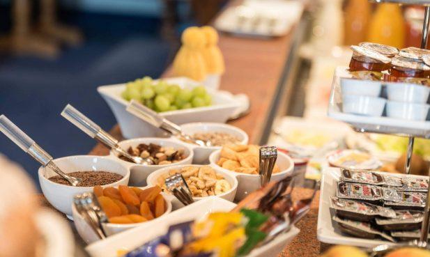 Hotel Fischerwirt Ismaning - Buffet Frühstück