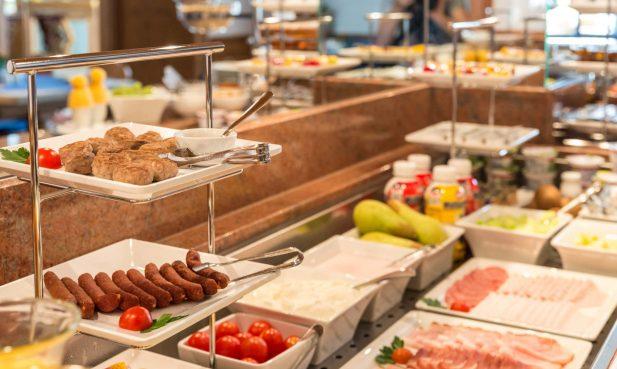 Hotel Fischerwirt Ismaning - Frühstücksbuffet
