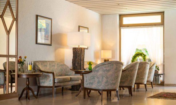 Hotel Fischerwirt Ismaning - Sitzecke